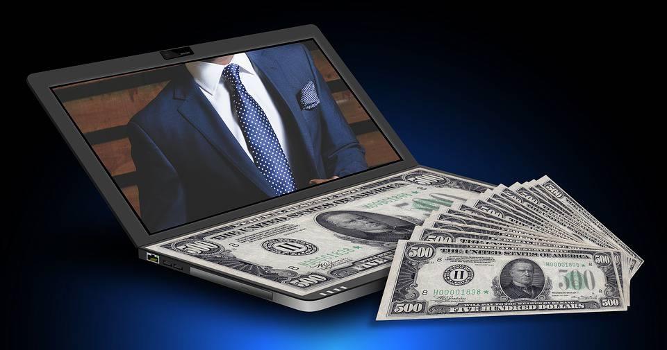 تجارة العملات عبر الانترنت