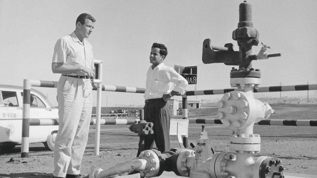 تاريخ النفط في البحرين