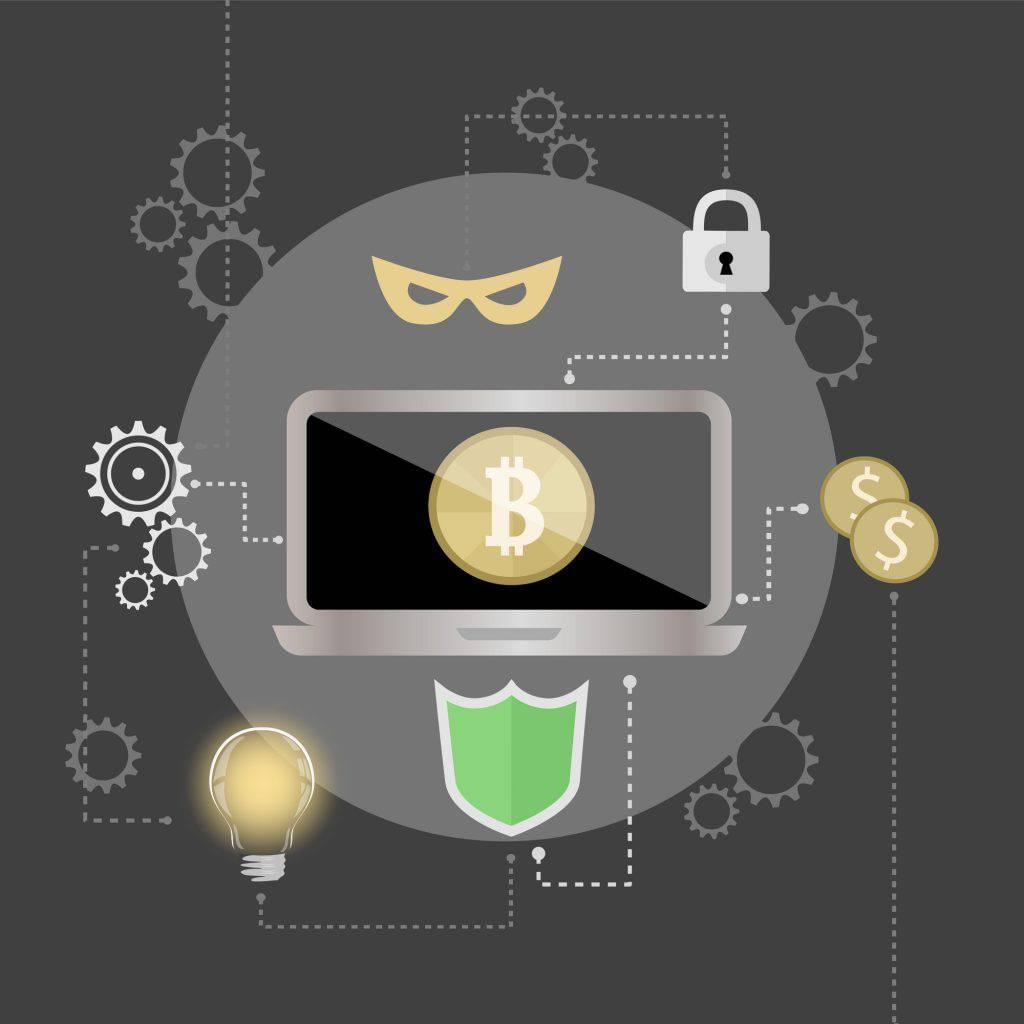 تداول العملات الرقمية عبر الانترنت