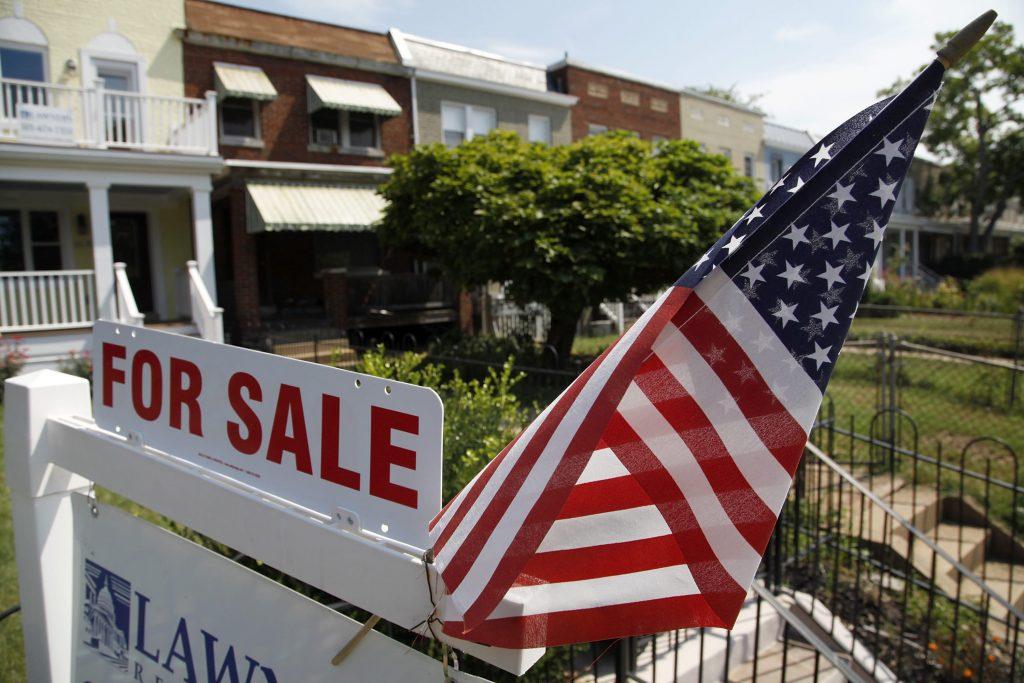 مبيعات المنازل القائمة الأمريكية