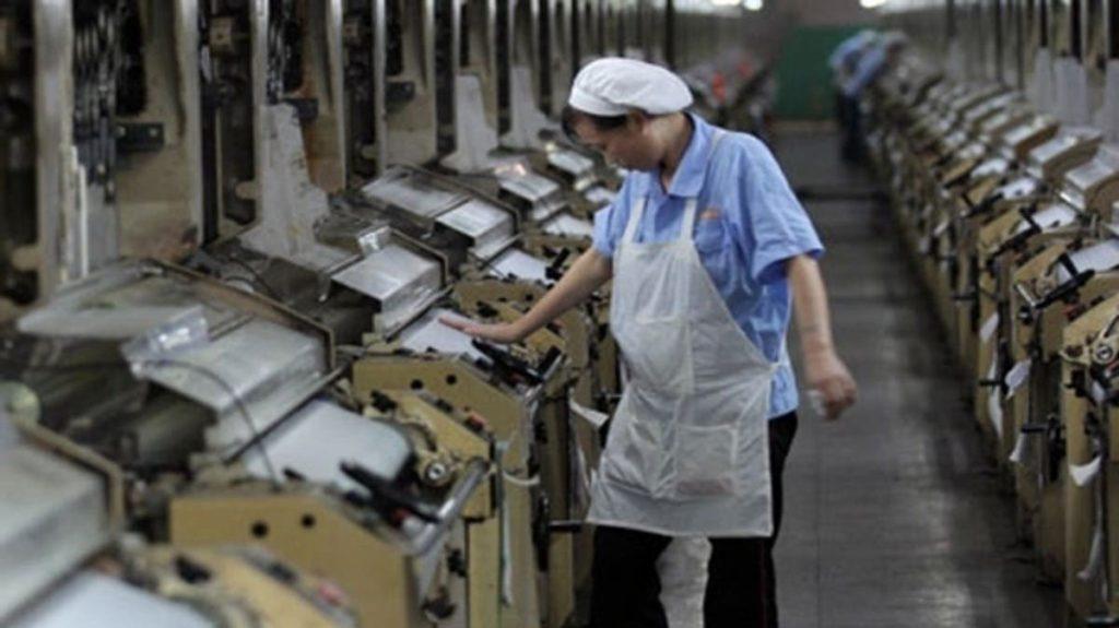 مؤشرات مراقبة النشاط الصناعي الصيني تفوق التوقعات