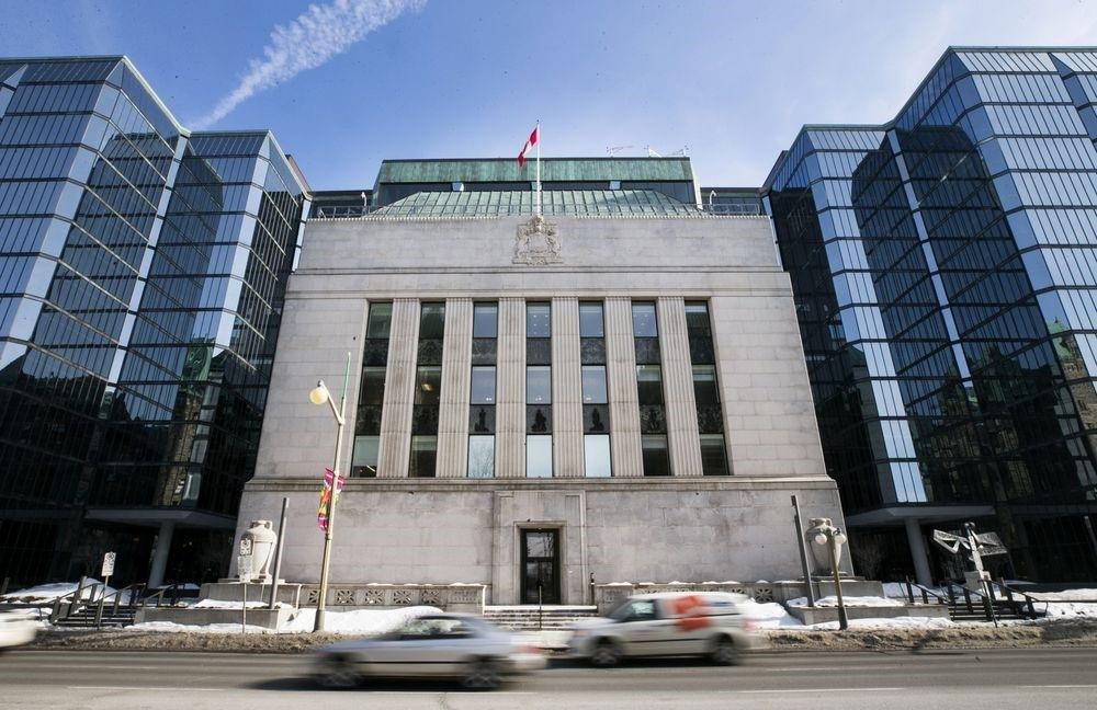 السياسة النقدية لدي البنك المركزي الكندي يجتمع اليوم لتحديد أسعار الفائدة